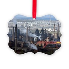 Magnitogorsk iron and steel works - Ornament