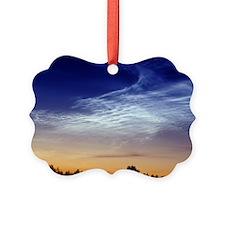 Noctilucent cloud - Ornament