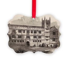 1818-1825 Darwin's School Shrewsbury - Ornament