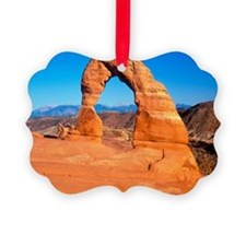 Arches National Park, Utah - Picture Ornament