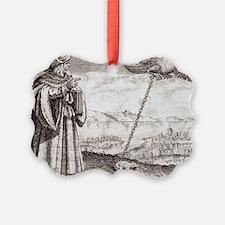 Avicenna, Persian philosopher - Ornament