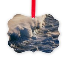 Breaking wave - Ornament