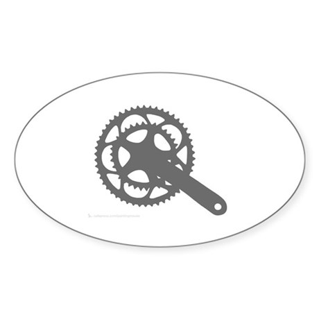 Crank Sticker (Oval)