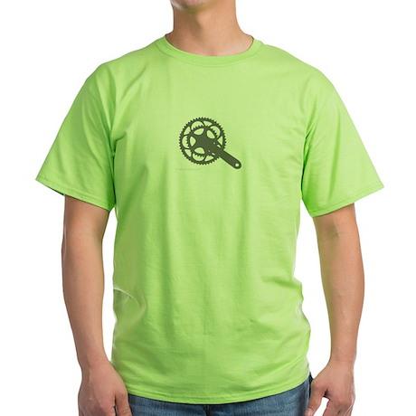Crank Green T-Shirt