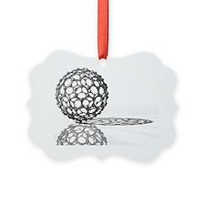 Fullerene molecule - Ornament