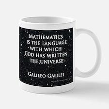 Galileos Universe Small Small Mug