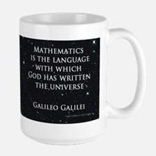 Galileos Universe Ceramic Mugs