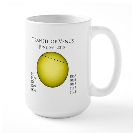 Transit of Venus Large Mug