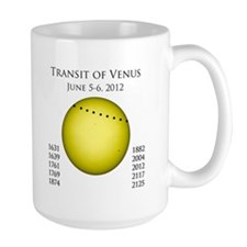 Transit of Venus Mug