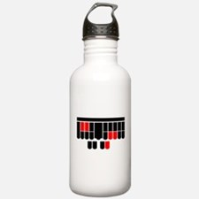 If You Can.gif Water Bottle