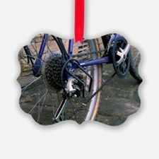 Bicycle gears - Ornament