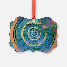 AIDS virus - Ornament