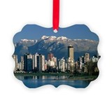 Vancouver Picture Frame Ornaments