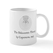 Heliocentric Theory Mug