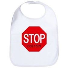 Stop Colton Bib