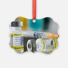 Pediacel vaccine - Ornament