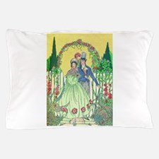 Regency Romance Pillow Case