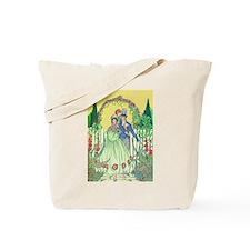 Regency Romance Tote Bag
