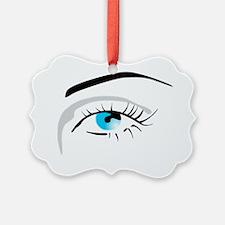Human eye - Ornament