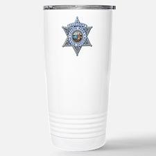California Park Ranger Travel Mug