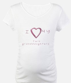 I love my twin granddaughters Shirt