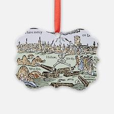 Plague in London, 1625 - Ornament