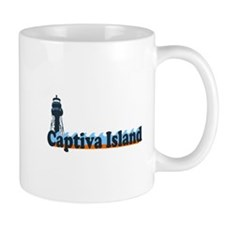 Captiva Island - Lighthouse Design. Mug