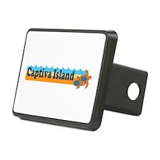 Captiva Island - Beach Design. Hitch Cover