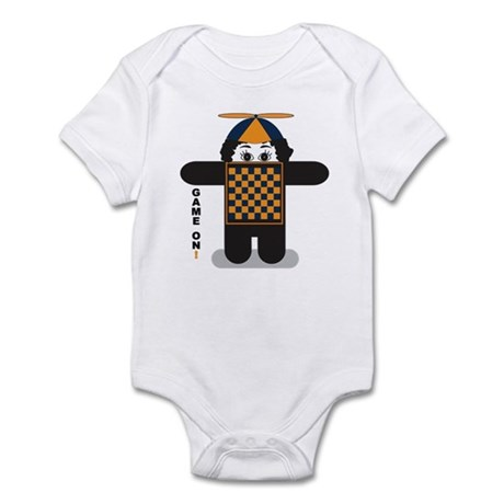 Chess Infant Bodysuit