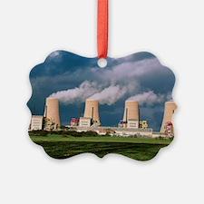 Chapelcross Nuclear Power Station, Scotland - Pict