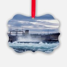 Hydroelectric dam, Canada - Ornament
