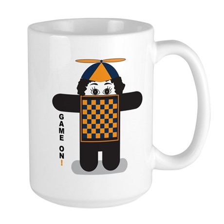 Chess Large Mug