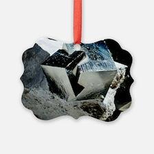 Pyrite crystals - Ornament