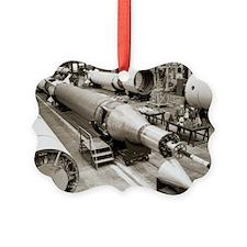 Rocket production - Ornament