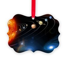Solar system planets - Ornament