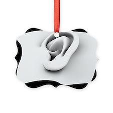 Ear, artwork - Ornament