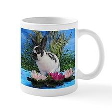 Buttercup Bunny on Lily Pads 2-Mug