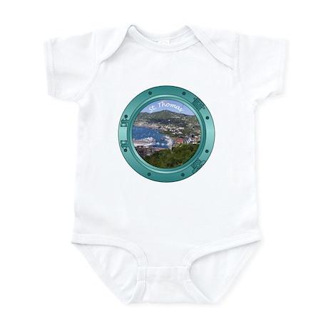 St Thomas Porthole Infant Bodysuit