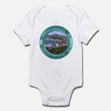 St Thomas Porthole Infant Bodysuit