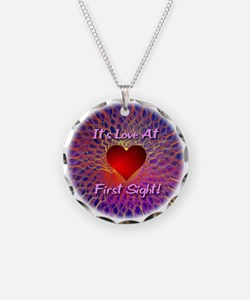 It's Love At First Sight Necklace