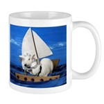 Kirby and Dexter Sailing Mug