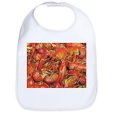 Cooked crayfish - Bib