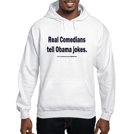 Real Comedians Hooded Sweatshirt