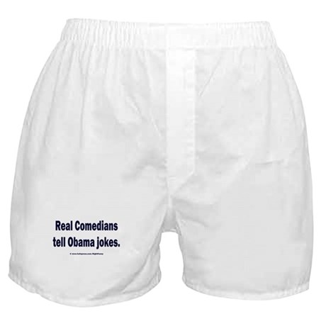 Real Comedians Boxer Shorts