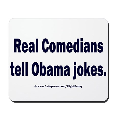 Real Comedians Mousepad