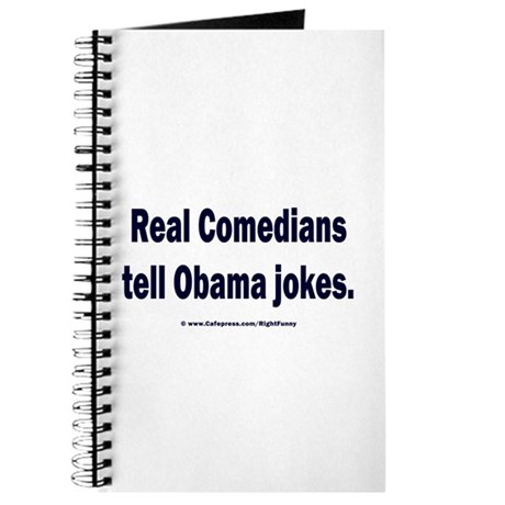 Real Comedians Journal