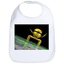 Nanorobot, artwork - Bib