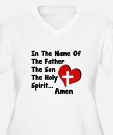 Our Father Prayer T-Shirt