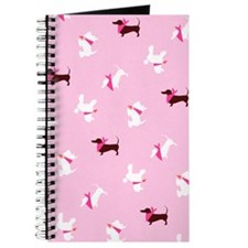 Pooches in Pink Journal