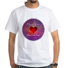 I Love You More Each Day Shirt
